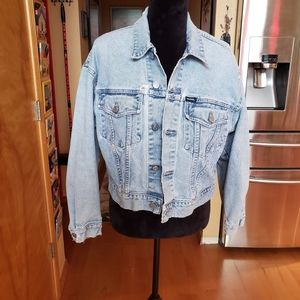 Guess jean jacket L